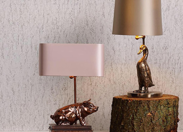 Modern & Traditional Table & Floor Lamps.