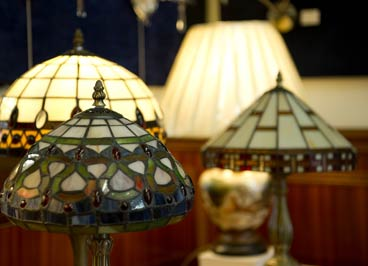 Modern & Traditional Table Lamps.
